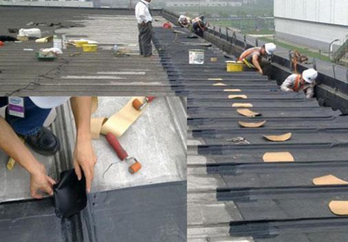裂缝修复及补漏
