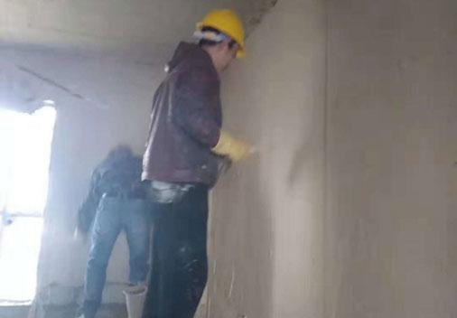 内墙石膏砂浆材料
